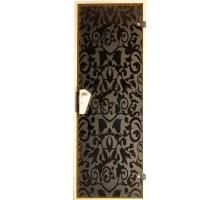 Двері для лазні та сауни Tesli Царські 1900 х 700