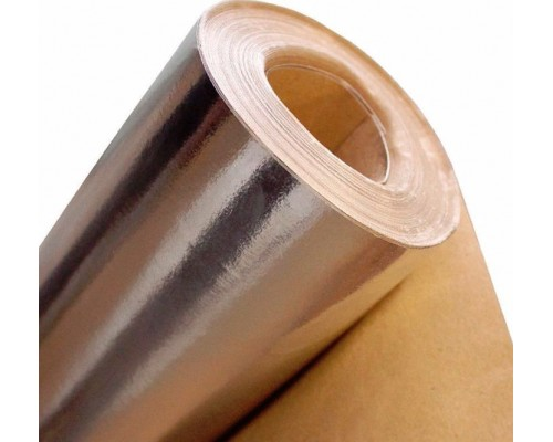 Фольгированная бумага для бани и сауны 25 кв.м.