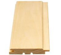Linden wall panel 86