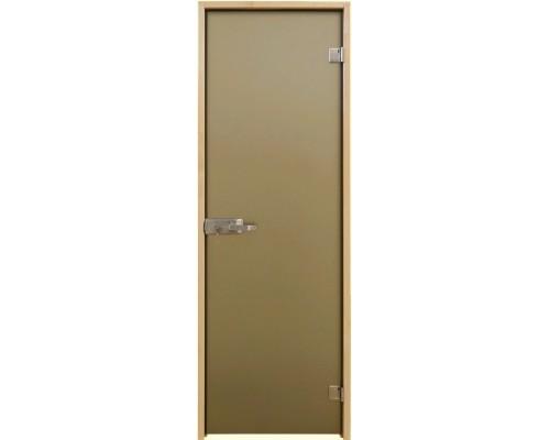 Дверь Межкомнатная - Aqua Bronze Sateen 2000х700